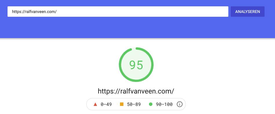 Website snelheid | Artikelen